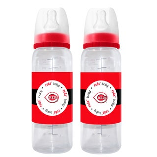 Cincinnati Reds 2-piece Baby Bottle Set
