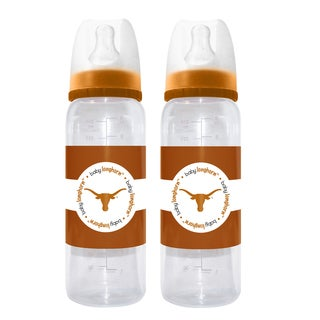 Texas Longhorns 2-piece Baby Bottle Set