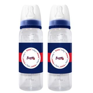 Atlanta Braves 2-piece Baby Bottle Set