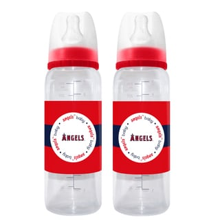 Los Angeles Angels 2-piece Baby Bottle Set