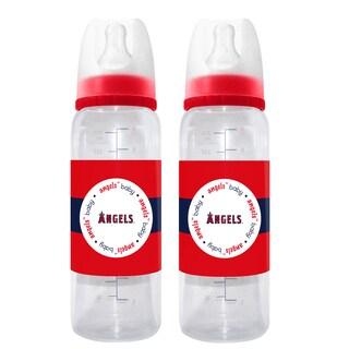 Los Angeles Angels 2-piece Baby Bottle Set