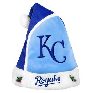 Kansas City Royals 2015 MLB Polyester Santa Hat