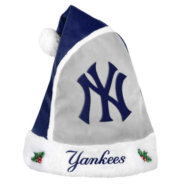 New York Yankees 2015 MLB Polyester Santa Hat 16362543