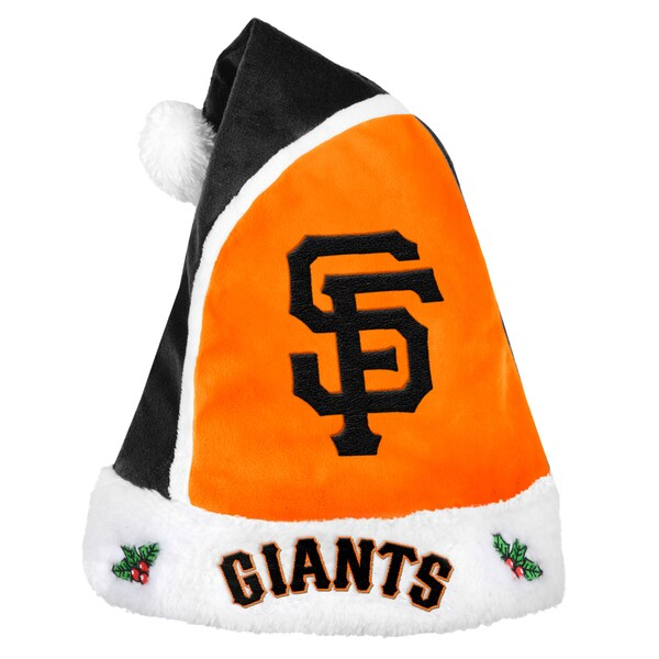 San Francisco Giants 2015 MLB Polyester Santa Hat 16362549