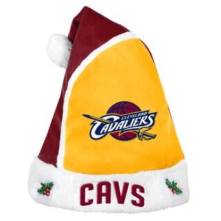 Cleveland Cavaliers 2015 NBA Polyester Santa Hat