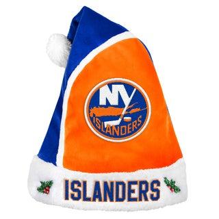 New York Islanders 2015 NHL Polyester Santa Hat