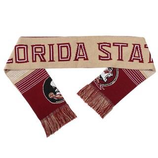 Florida State Seminoles Split Logo Reversible Scarf