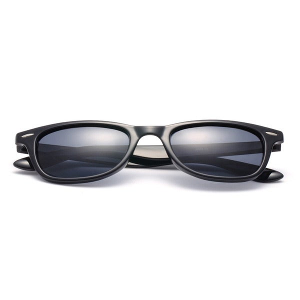 Square Sunglasses with Blue Colored Lens 51MM 16363038