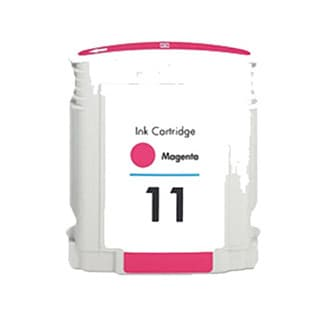 1PK C4837AN HP 11 Magenta Compatible Ink Cartridge For HP Designjet 1100 2200 2600 CP1700 ( Pack of 1 )