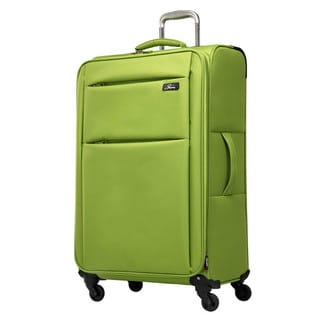 Skyway FL-Air Solid 24-inch Lightweight Expandable Spinner Upright Suitcase