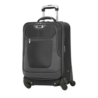 Skyway Epic 20-inch Expandable Carry On Spinner Upright Suitcase