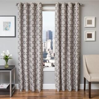 Lazio Grommet Top Curtain Panel