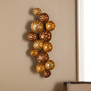 Upton Home Terena Metal Wall Sculpture