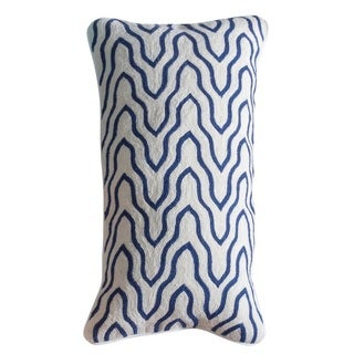 Kate Down and Feather Filled Throw Pillow