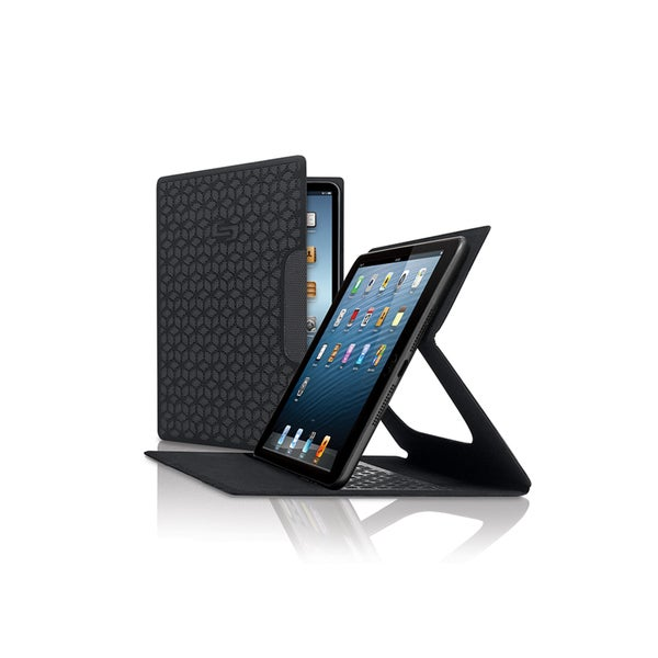 Solo FusionGrip Ultra Slim Tablet Case for iPad Mini and Small Samsung Tablets