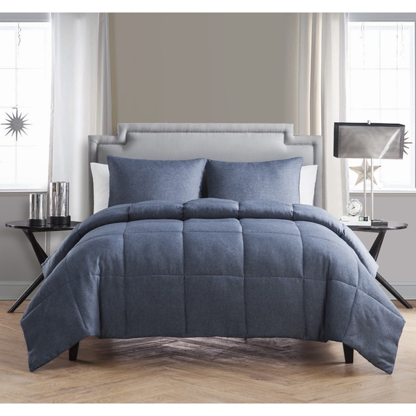 Garrison Chambray Comforter Set