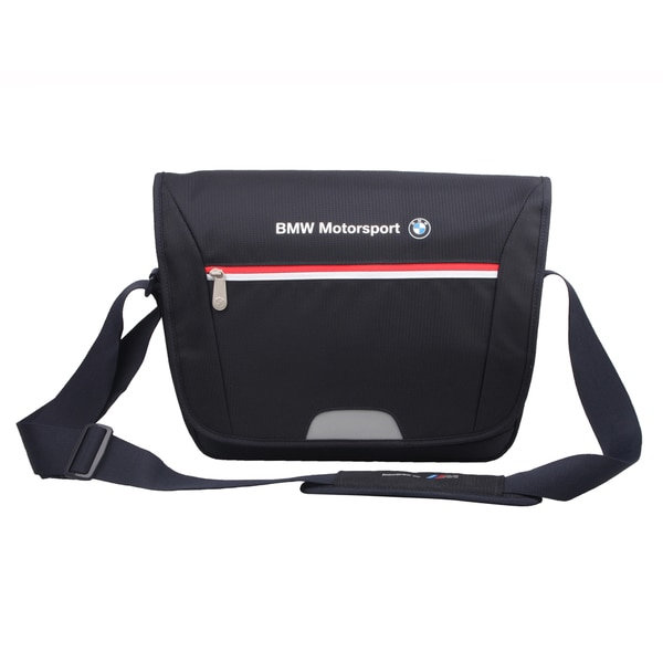 BMW Motorsports Messenger Bag