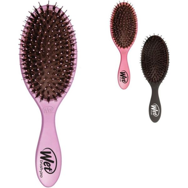 The Wet Shine Brush