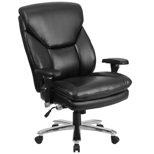 Leather Big & Tall Chair