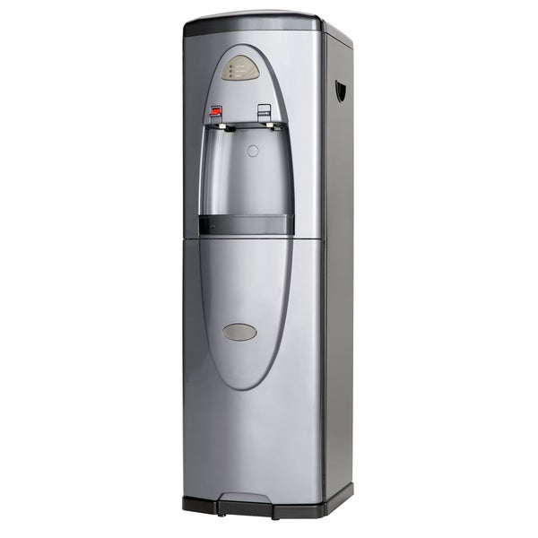 Global Water G3FUV Hot and Cold Bottleless Water Cooler with 3 Stage Filtration and UV Light 16370216
