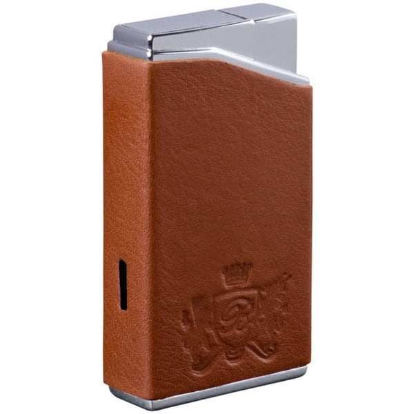 Brizard & Co Sunrise Tan Lotus Pocket Lighter