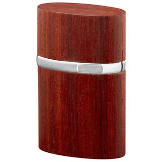 Brizard & Co Padauk Lotus Table Lighter
