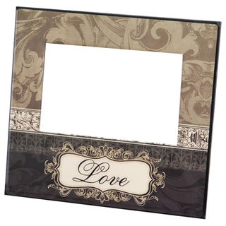 Fashioncraft Love Design Picture Frame
