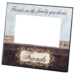 Fashioncraft Friendship Design Picture Frame
