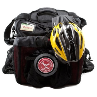 Zeus Triathlon Bag - Black