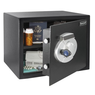 Honeywell 0.9 Cu. Ft. Digital Dial Steel Security Safe
