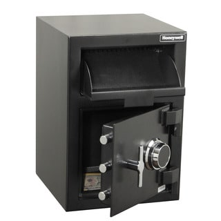 Honeywell 1.18 Cu. Ft. Steel Depository Security Safe
