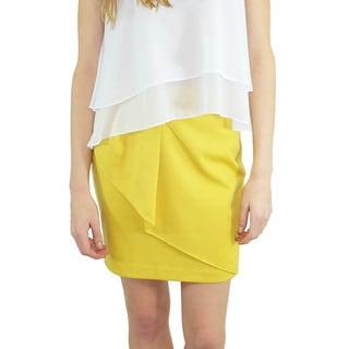 Relished Women's Daisy Ruffle Skirt