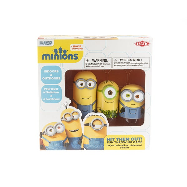 Minions Hit Them Out Game