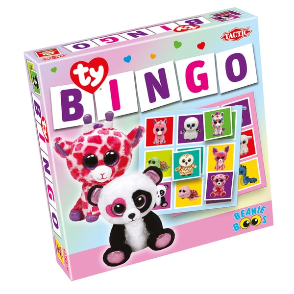 Tactic Toys Ty Bingo