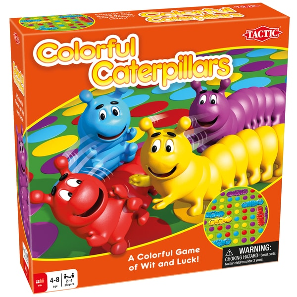 Colourful Caterpillars