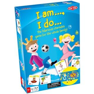 I Am, I Do Board Game
