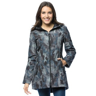 Halifax Traders Women's Camouflage Soft Shell Jacket