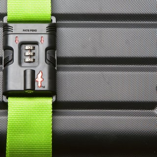 Safe Skies TSA-Recognized Locking Luggage Strap