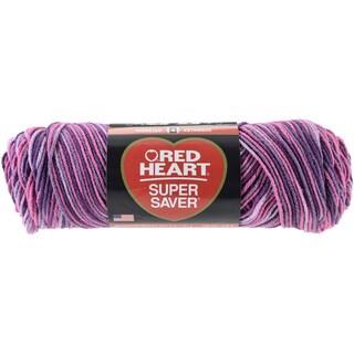 Red Heart Super Saver YarnPlum Pudding