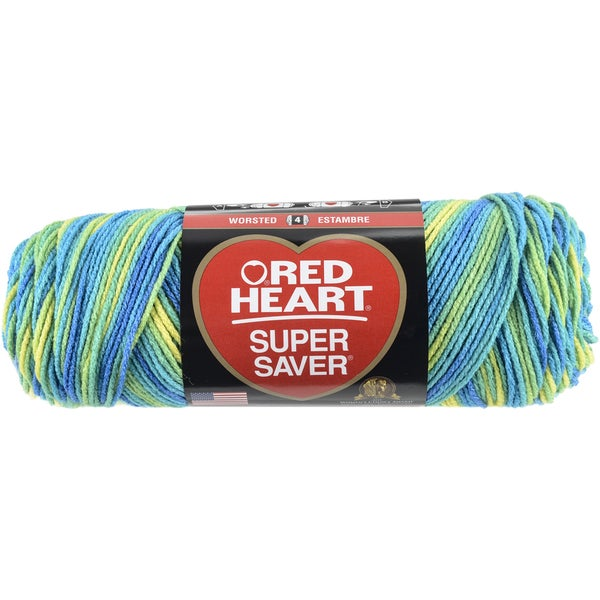 Red Heart Super Saver YarnBanana Berry