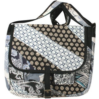 Patchwork Messenger Bag (India)