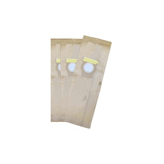 3 Kirby Style F Allergen Paper Bags