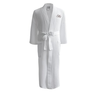 Conrad Egyptian Cotton Mr. Waffle Spa Robe