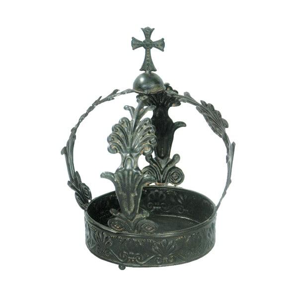 Sterling King George Crown Figurine
