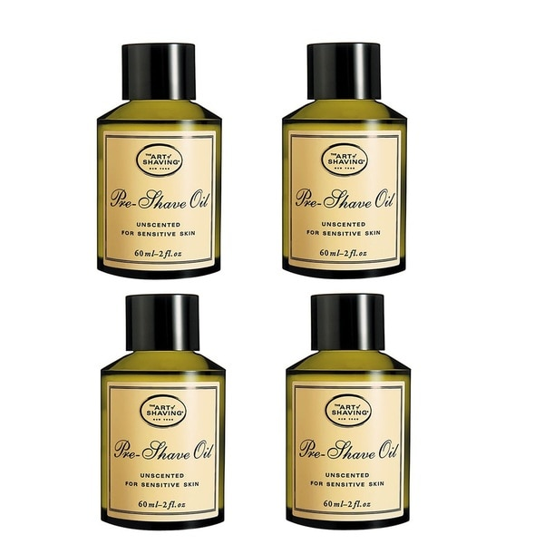 Art of Shaving Unscented 2-ounce Pre-Shave Oil