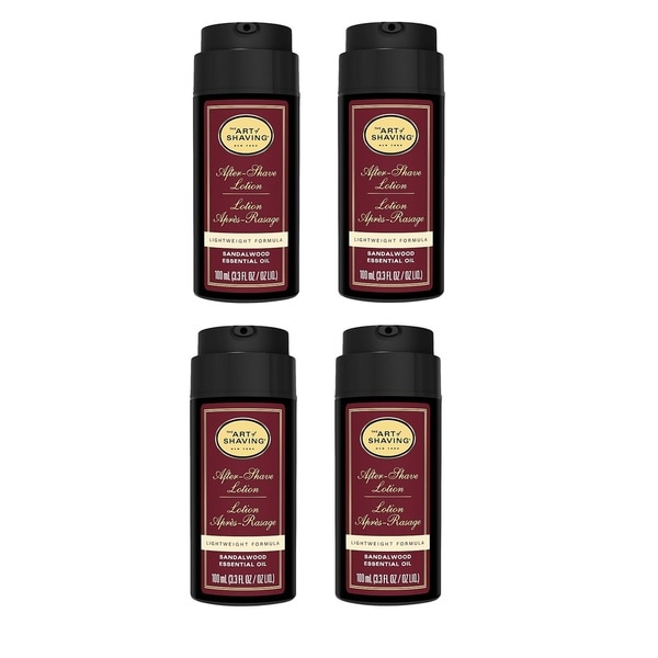 Art of Shaving Sandalwood 3.3-ounce After-Shave Lotion