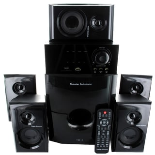 Theater Solutions TS514 5.1-channel Surround Sound Home Entertainment System