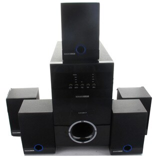 Acoustic Audio AA5817 5.1-channel Surround Sound Home Entertainment System