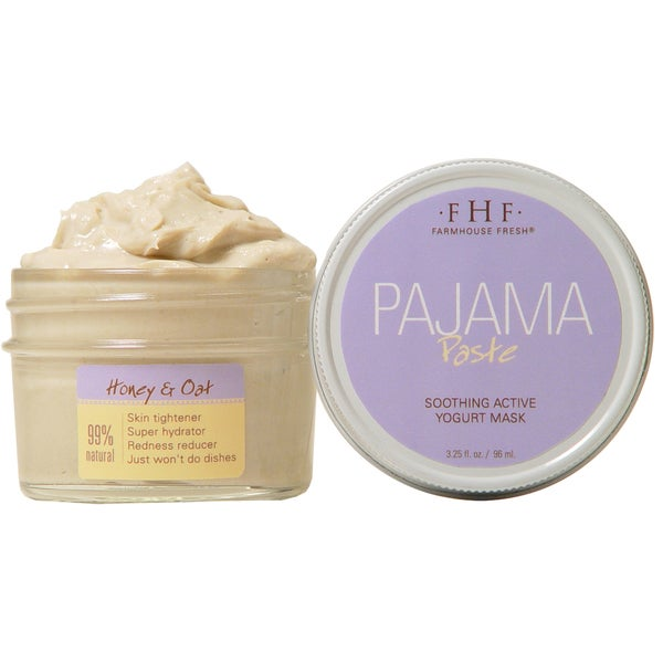 FarmHouse Fresh Pajama Paste Honey Oat Yogurt Mask