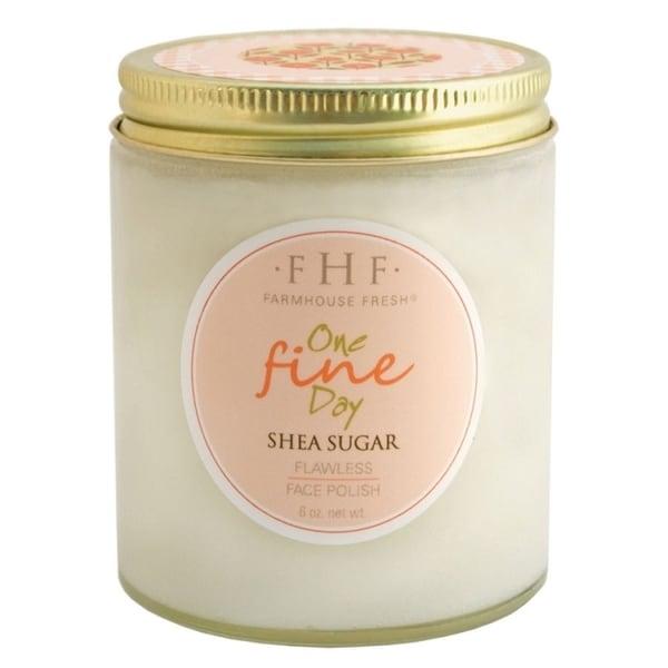 FarmHouse Fresh One Fine Day Shea Sugar Facial Polish
